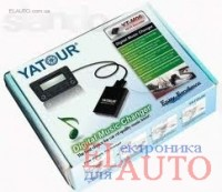 Адаптер для Smart, Fiat YATOUR  YT-M06 USB/SD/AUX